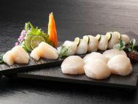 北海道産お刺身用ホタテ貝柱